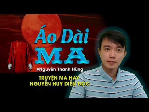 Áo Dài Ma - Truyện Ma Dân Gian Hay Nguyễn Huy Diễn đọc   Đất Đồng Radio