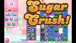 Candy Crush Saga Level 6502 (3 stars, No boosters)