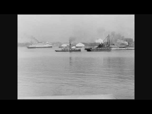 Ladysmith Harbour ca 1920s