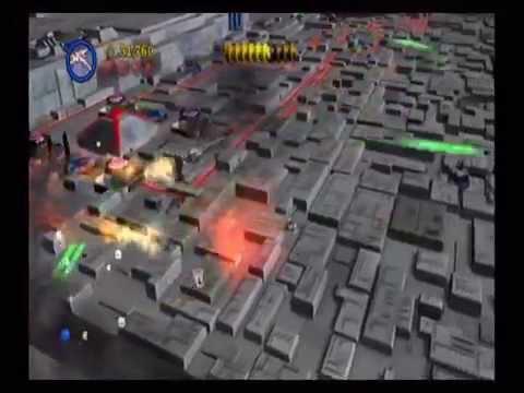 Lego Star Wars II: The Original Trilogy Walkthrough [W1] A New Hope ...