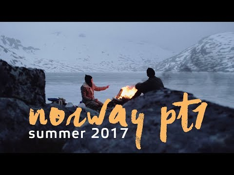 Norway Travel film Episode 1, 2017