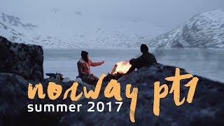 Norway Travel film Episode 1, 2017