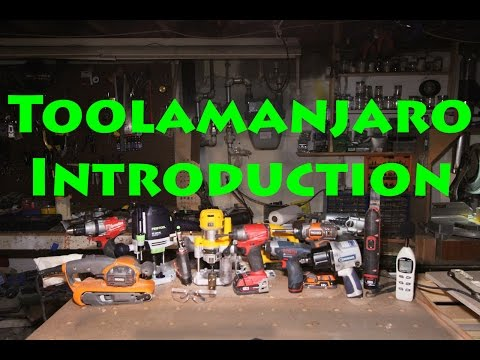 Toolamanjaro Introduction