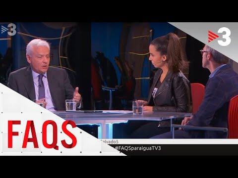 FAQS | Ferran Mascarell i José María Lassalle, a Preguntes freqüents