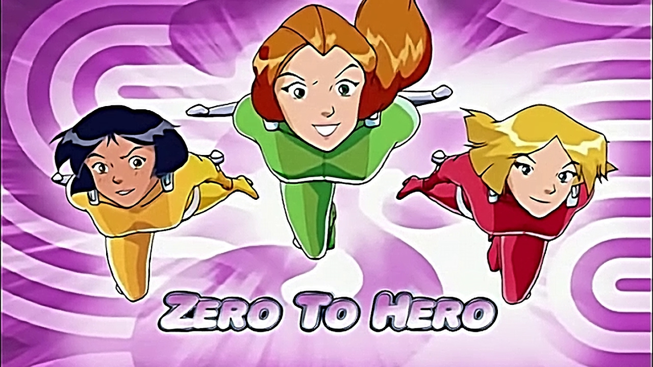 Download Totally Spies! Season 5 - Episode 20 (Zero to Hero)