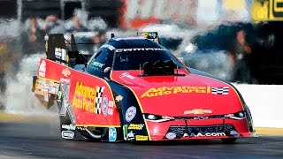 Courtney Force breaks track record in Arizona