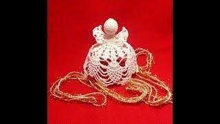 Ангел крючком_angel crochet