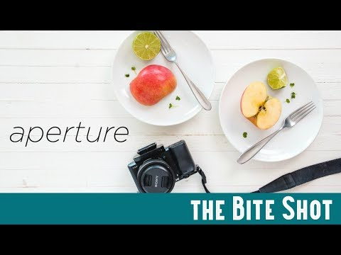 APERTURE: Food Photography Foundations (PART 1)