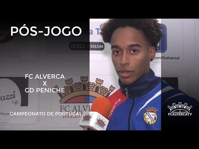 FC Alverca vs GD Peniche - Reações