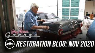 homepage tile video photo for Restoration Blog: November 2020 - Jay Leno's Garage