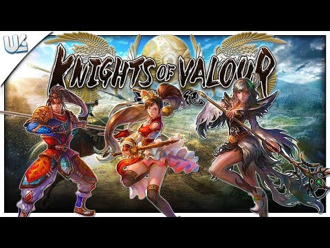 Knights Of Valour | PS4 Gameplay Walkthrough | First Impressions | Live Stream