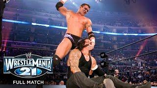 FULL MATCH - The Undertaker vs. Randy Orton: WrestleMania 21