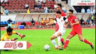 U21 Báo Thanh Niên 5-6 U21 Singapore: Ám ảnh chấm 11m   Highlights