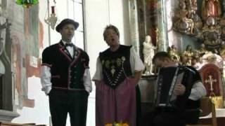 Jodlerduett Bernadette Roos-Stadelmann - Röösli Markus