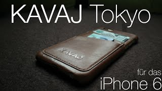KAVAJ Tokyo | iPhone 6 Case Review