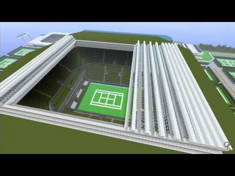 Minecraft: Wimbledon - All England Tennis Club (finished)