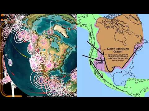 11/03/2017 -- Yellowstone Earthquake Alert -- Wyoming giant crack in the ground -- location hit