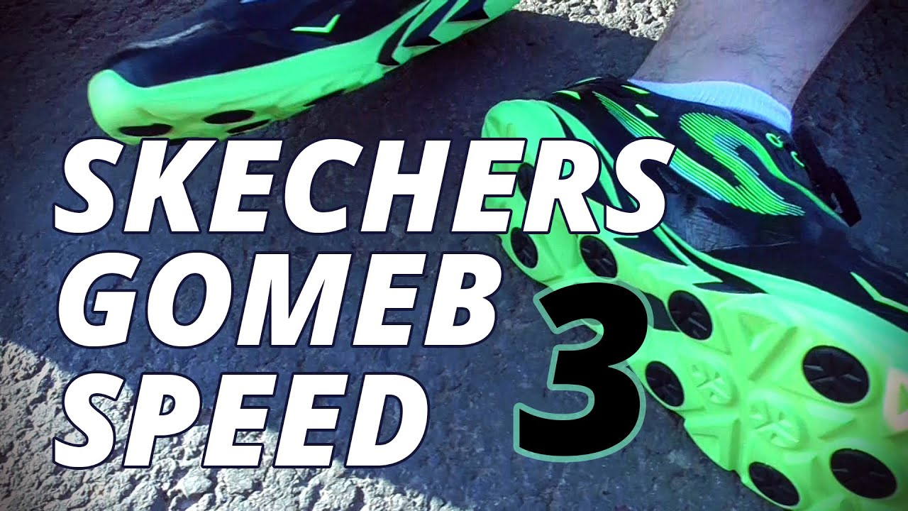 Skechers GOmeb Speed 3 REVIEW