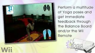 Yoga Nintendo Wii Trailer - Debut Trailer
