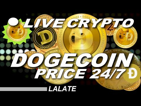 CRYPTO LIVE NEWS DOGECOIN LIVE STREAM NOW | DOGECOIN LIVE CHART LIVE STOCK PRICE 🚀BEST COIN TO BUY
