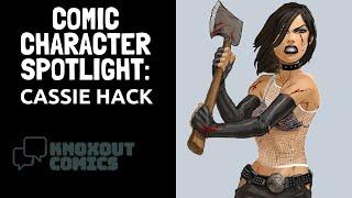 Comic Character Spotlight - Cassie Hack (Image Comics)