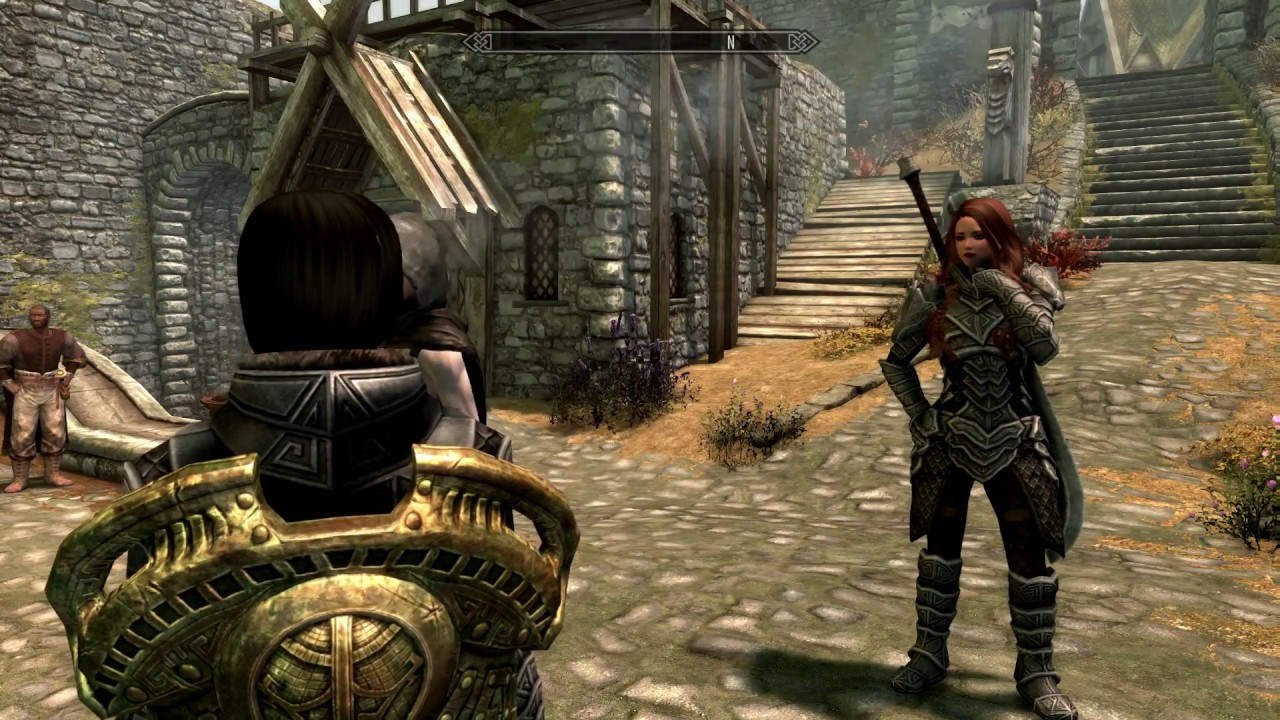 Armor and Clothing Replacer - Skyrim Special Edition Console Mods