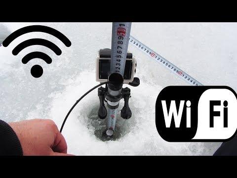 WI-FI  под водой для Экшн Камеры | подводная съемка Экшн Камерой