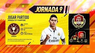 ¡OTRA VEZ AL FINAL! | FUT CHAMPIONS J.9 | FIFA 17