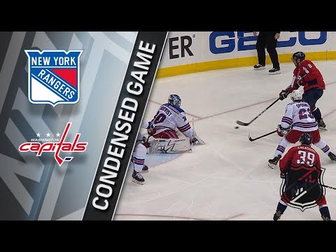 03/28/18 Condensed Game: Rangers @ Capitals