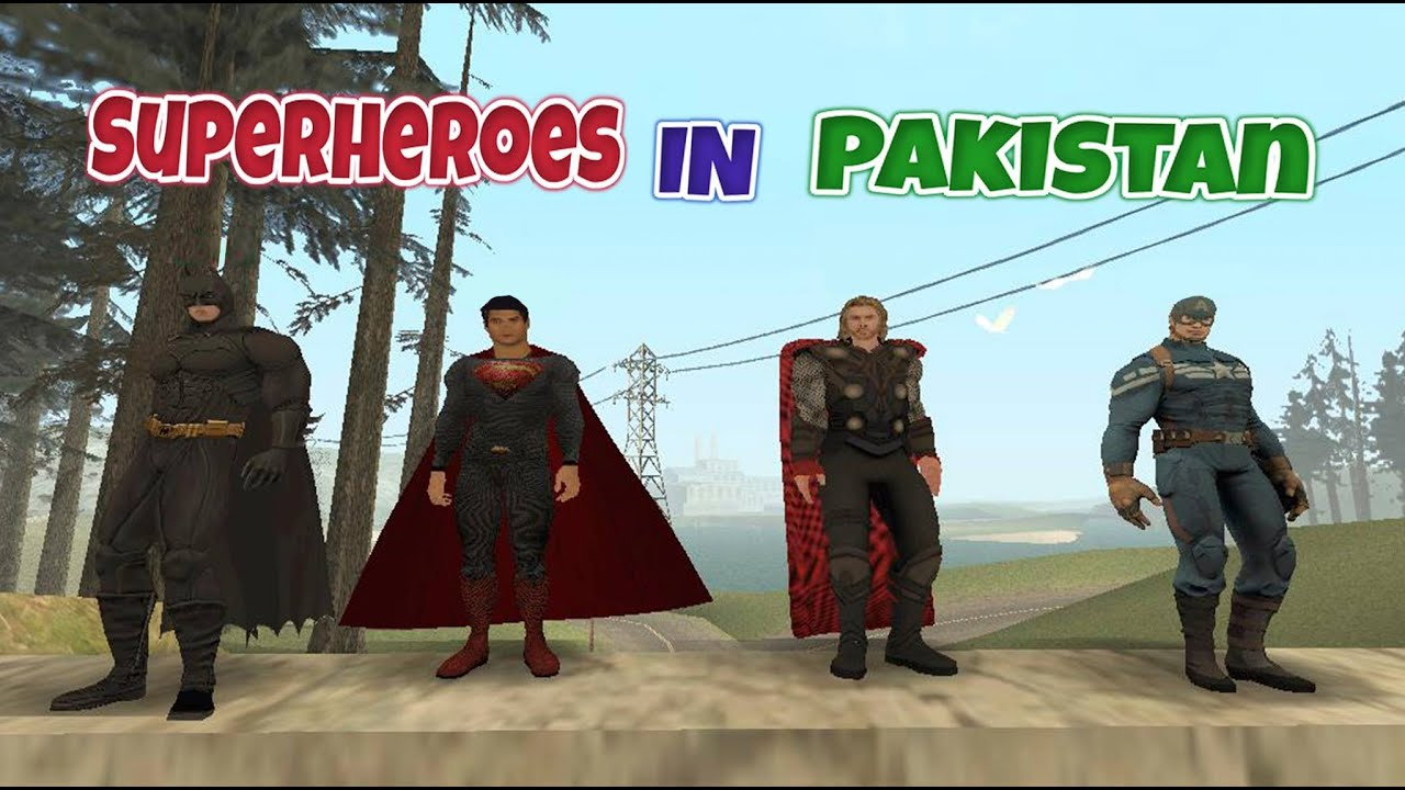 Superheroes In Pakistan | Another Superhero | Part 11