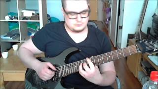 Animals as Leaders - Another Year (guitar cover)
