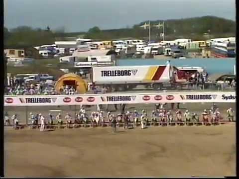 Motocross Malmö GP 1988 500cc Sturup