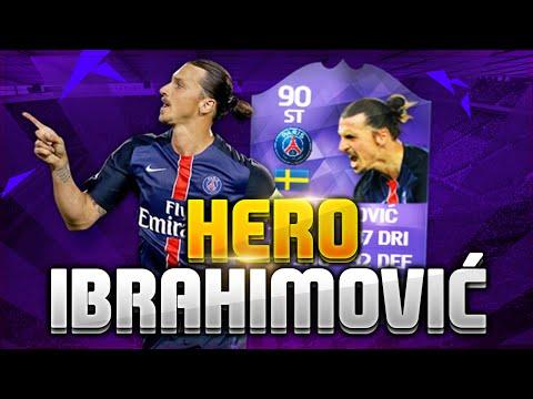 Fifa 16 | HERO ZLATAN IBRAHIMOVIĆ!