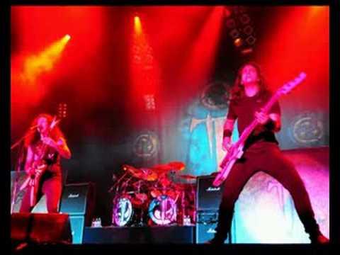 Trivium - Throes of Perdition (SHOGUN 将軍) (Audio)