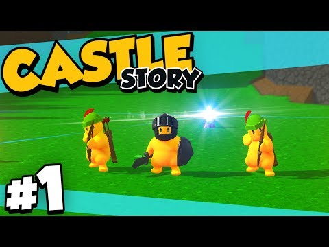 Castle Story | PART 1 | MY ADORABLE ARMY