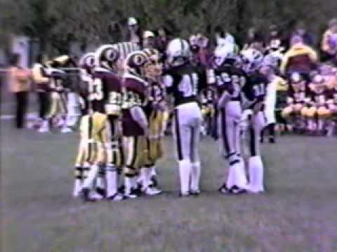1985 Raiders vs Redskins