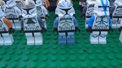 Meine Lego Star Wars Figuren.(Deutsch)