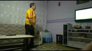 Galatasaray Maçı İzlerken Ağlayan taraftar