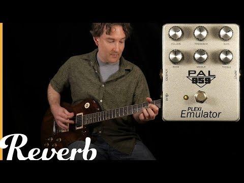 PedalPalFX PAL 959 Plexi Emulator | Reverb Tone Report