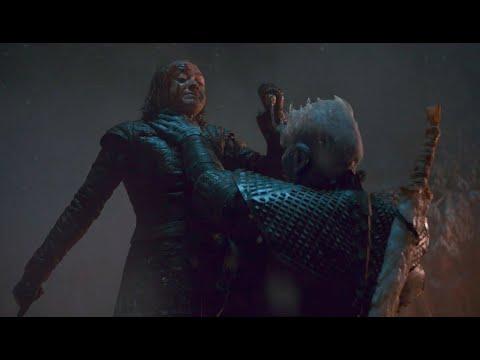 Download Arya Stark Kills the Night King (Game of Thrones Season 8 Episode 3)