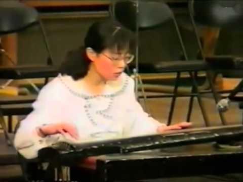 清华朱令事件_12年前清华女生朱令最后一次演奏古琴 - YouTube