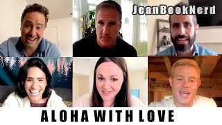 US Book Show ALOHA WITH LOVE Cast & Crew Interview