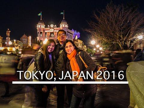 TRAVEL DIARY: TOKYO JAPAN 2016