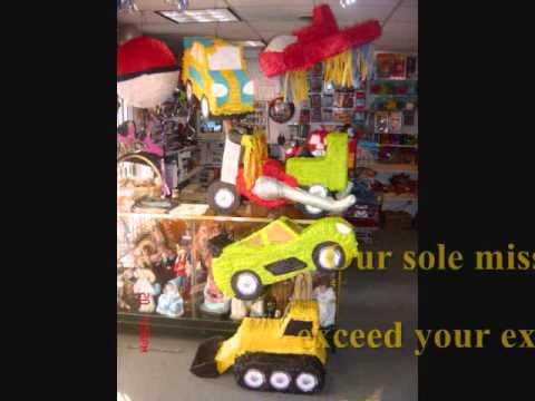 Custom Made Pinatas Party Supplies Piñatas - Mesquite Sunnyvale Rowlett  Rockwall Garland Dallas