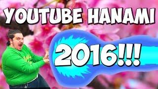 Youtube Tokyo Hanami 2016