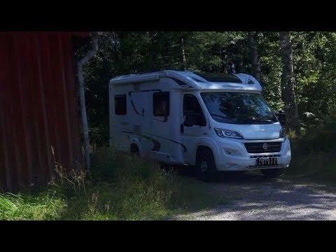 Von Nordhorn zum Nordkapp  Ziel 2019 mit unserem Wohnmobil (Part 8)