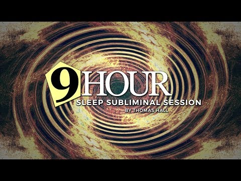 Stop Drinking Alcohol Forever - (9 Hour) Sleep Subliminal Session - By Thomas Hall