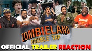 ZOMBIELAND 2: Double Tap - Trailer - Group Reaction