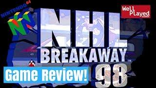 NHL Breakaway 98 Nintendo 64 Game Review