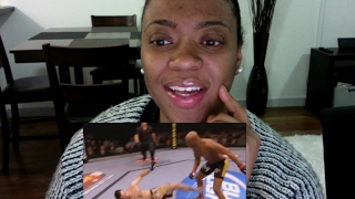 Anderson The Spider Silva Highlights | Reaction